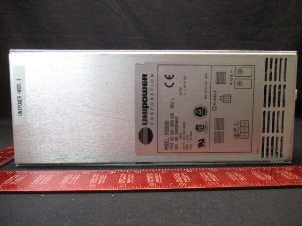ASML 42-122970A19 UNIPOWER UNIFLEX 001-1888-020 SUPPLY, POWER 500W 24V