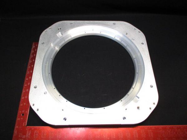 """Applied Materials (AMAT) 0020-22671   ADAPTER,13"""" SOURCE SHUTTER CHAMBER"""