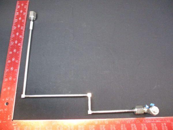 Applied Materials (AMAT) 0040-00540   Weldment, Gas Line
