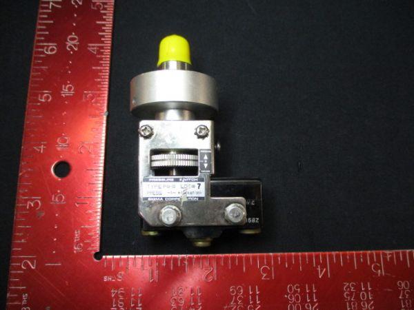 Applied Materials (AMAT) 0090-00026   Vacuum Pressure Switch