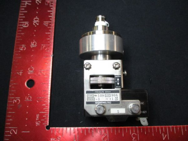 Applied Materials (AMAT) 0090-00026   Vacuum Pressure Switch USED