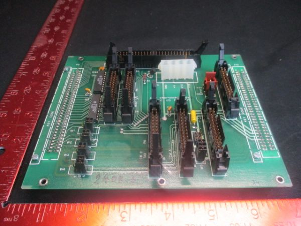 Applied Materials (AMAT) 0100-00080   PCB, SBC, I/O Breakout