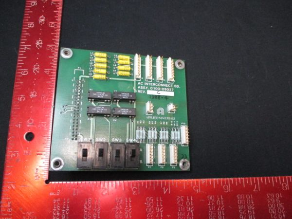 Applied Materials (AMAT) 0100-09027   PCB, AC Interconnect