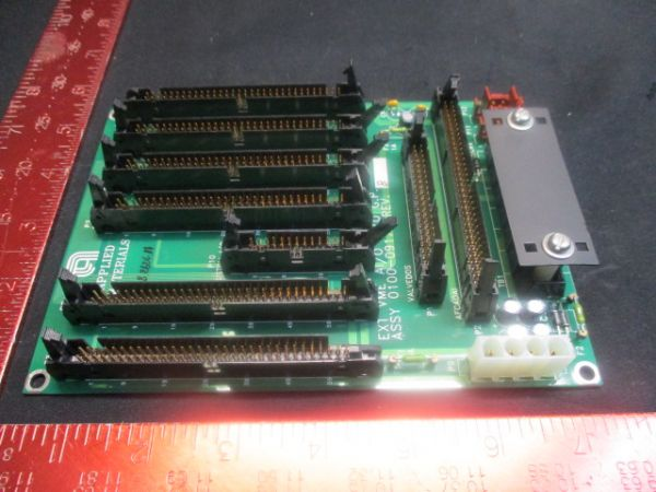 Applied Materials (AMAT) 0100-09177   PCB, SERIEAL SIDEBOARD