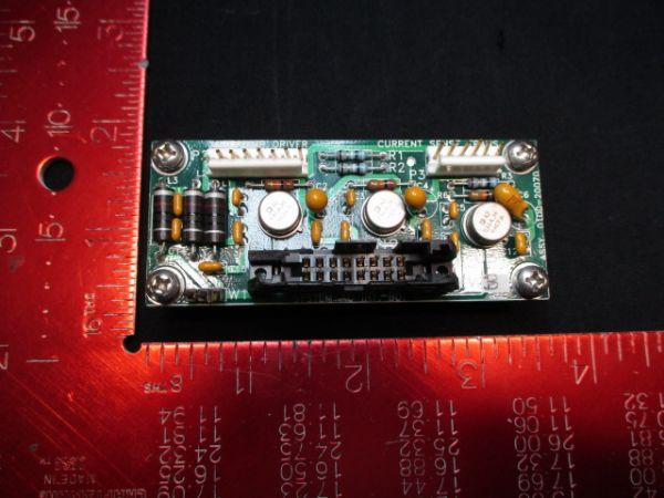 Applied Materials (AMAT) 0100-20070   PCB, Current Sense