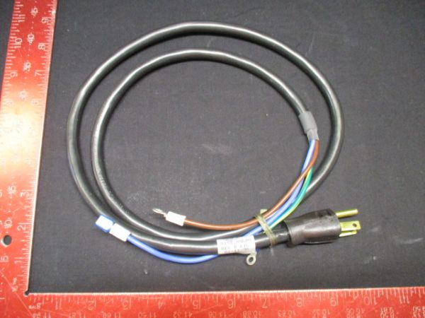 Applied Materials (AMAT) 0150-09680   CABLE, ASSEMBLY POWER CORD