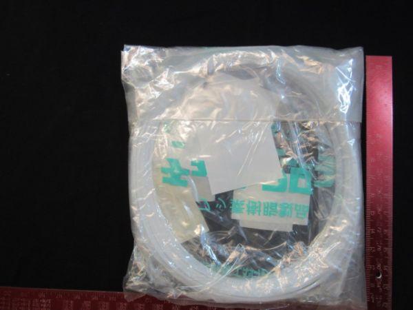 TOKYO ELECTRON (TEL) 017-000698-1   TUBE, TEFLON TUF-100 4*2
