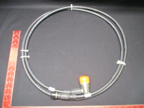 Applied Materials (AMAT) 0190-40131 CABLE, ASSY TEST, SQ M R/A - QDS M STR, 10