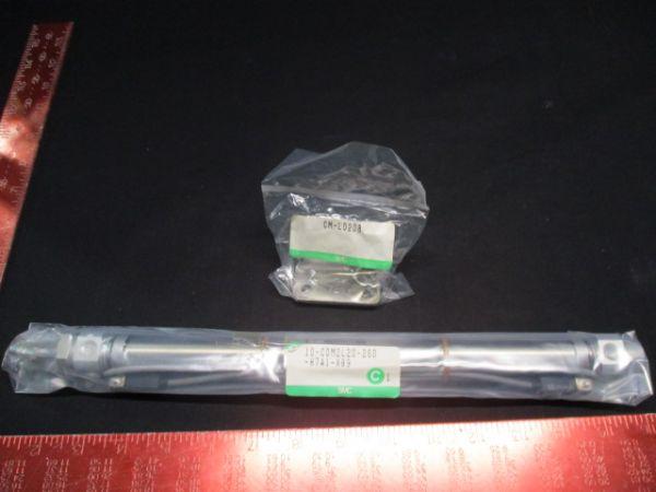 TOKYO ELECTRON (TEL) 024-003130-1 SMC 10-CDM2L20-260-H7A1-XB9 AIR CYLINDER