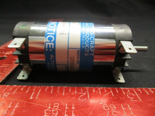 ELECTRO CRAFT 0352-00-000 SERVO MOTOR