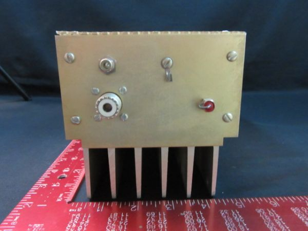 Applied Materials (AMAT) 0500-01014 HENRY ELECTRONICS 9600-0200 LINEAR AMP