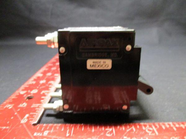 Applied Materials (AMAT) 0680-01055 CIRCUIT BREAKER MAG 3P 250VAC 5A 50/60Hz