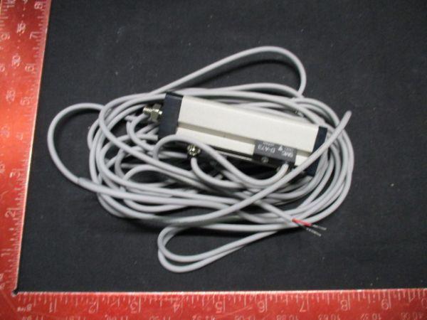 SMC 10-CDQ2B16-40DM-A73L-X439 CYLINDER MAX PRESS. 1.0MPa 10.2kgf/cm2 145PSI