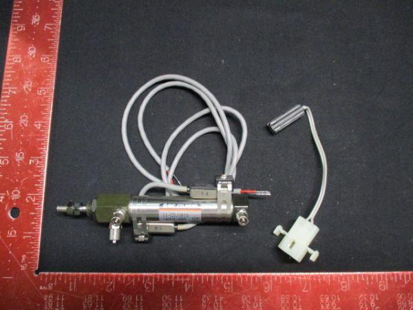 SMC 11-CDJ1B15-4OU4-XB9 CYLINDER MAX PRESS 7.0kgf/cm2 100psi