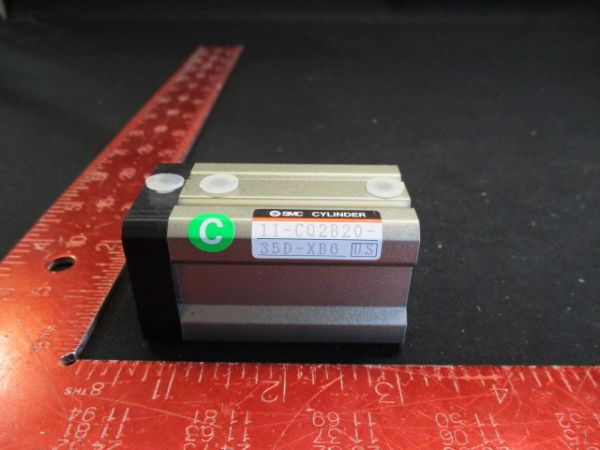 SMC 11-CQ2B20-35D-XB6 AIR CYLINDER