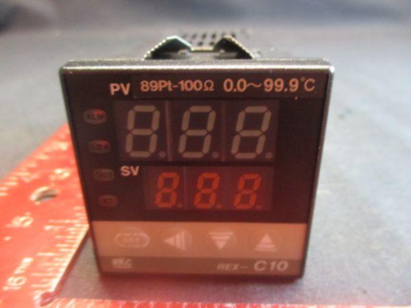 DAI NIPPON SCREEN (DNS) 2-39-38385 RKC Instruments REX-C10 CONTROLLER, TEMP