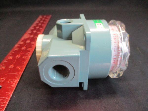CKD CORPORATION 2302-3C REGULATOR, DUAL AIR