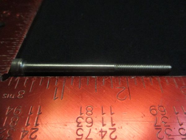 Applied Materials (AMAT) 3690-02308   SCRCAP SKT HD 10-32 X 2.5L HEX (PACK OF 2)