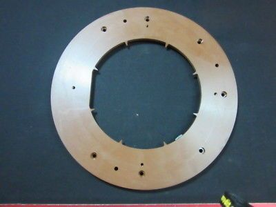 Applied Materials (AMAT) 0020-30678 RING CLAMPING VESPEL POLY 150MM