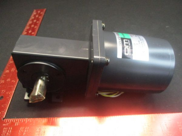 ORIENTAL MOTOR CO 5RK40A-60RA MOTOR, ORIENTAL100V 1A