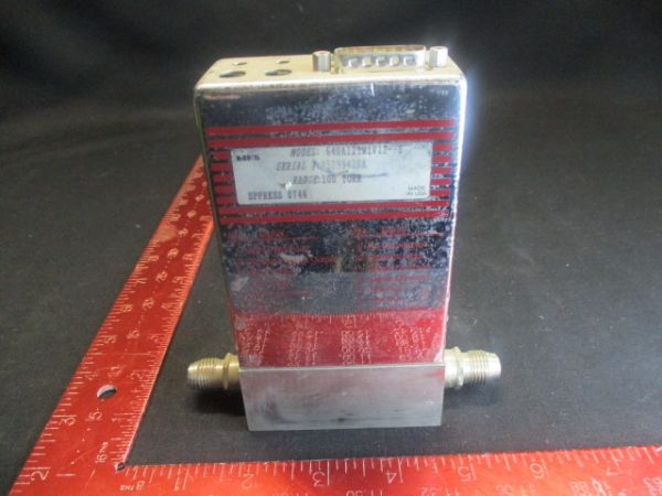 MKS-HPS 640A12TW1V12-S MASS FLOW CONTROLLER, RANGE: 100 TORR