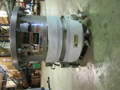 HITACHI 1-810974-NR TURBO MOLECULAR PUMP inlet VG250 Exhaust KF40