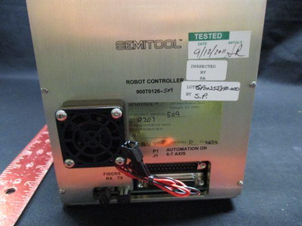SEMITOOL 900T0126-509 ROBOT CONTROLLER