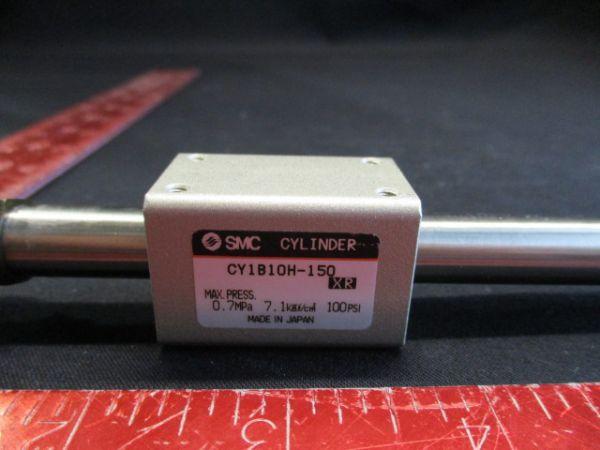 SMC CY1B10H-150 CYLINDER MAX PRESS. 0.7MPa 7.1kgf/cm2 100PSI