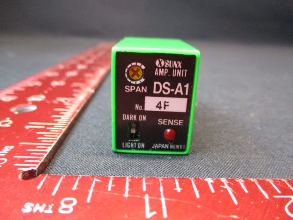 SUNX DS-A1 SENSOR, AMPLIFIER