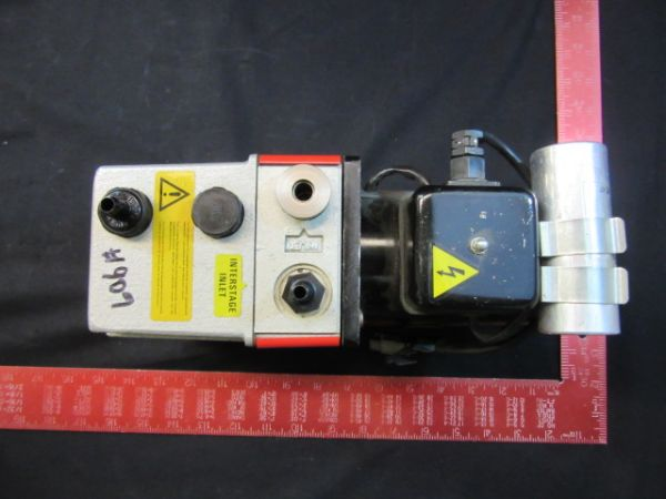 BOC EDWARDS E2M-1-5 1.5 Two Stage Rotary Pump. Model E2M-1.5