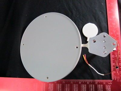 """Applied Materials (AMAT) 0010-10521 ASSY, SABPSG 8\"""" T1SABB THICK SUSCEPTOR"""