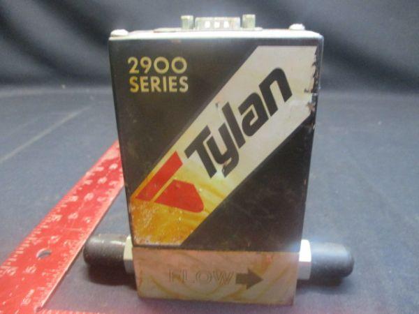 TYLAN GENERAL FC-2902V-100SCCM-AR 2900 SERIES, RANGE:100SCCM