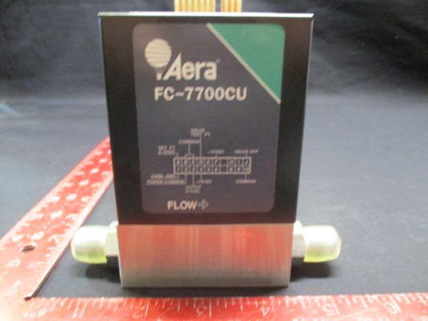 Aera FC-7700CU MASS FLOW CONTROLLER RANGE:500 SCCM GAS: N2O