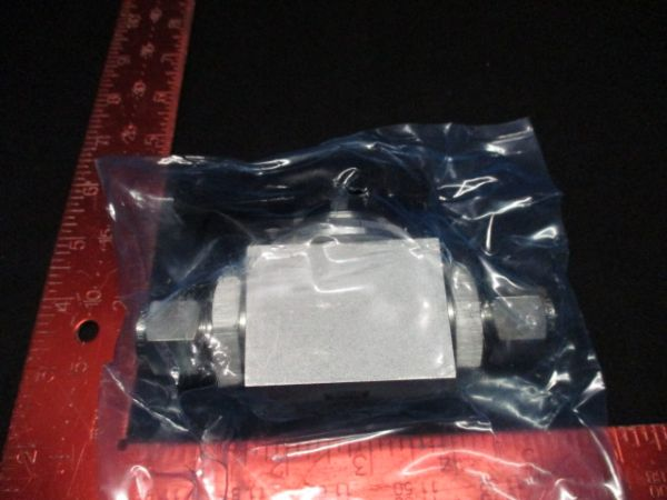 FUJIKIN INCORPORATED FUBV-915-12.7 BALL VALVE