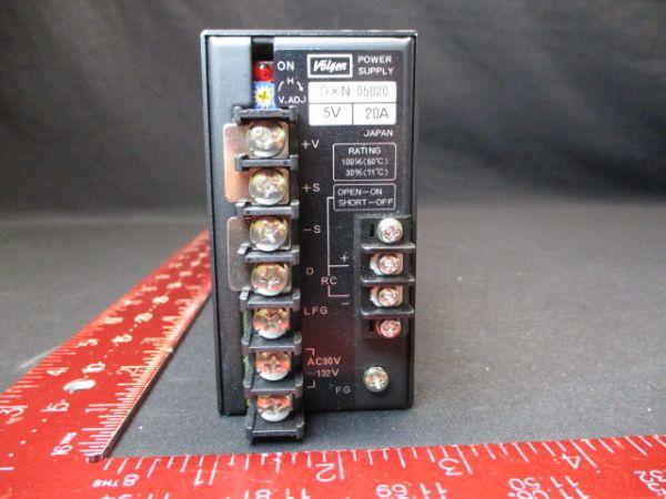 VOLGEN GXN-05020 SUPPLY, POWER 5V