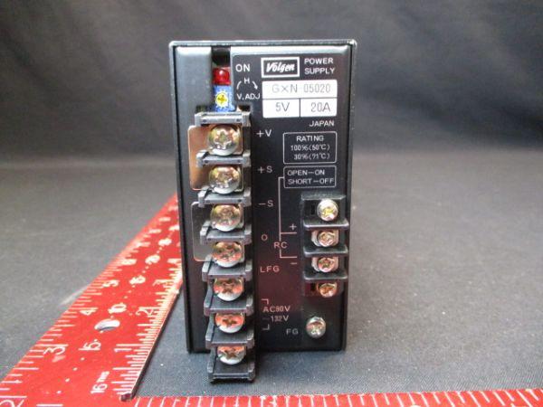 VOLGEN GXN-05020 SUPPLY, POWER 5V 20A
