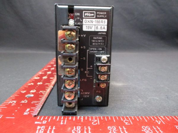 VOLGEN GXN-156R6 SUPPLY, POWER 15V 6.6A