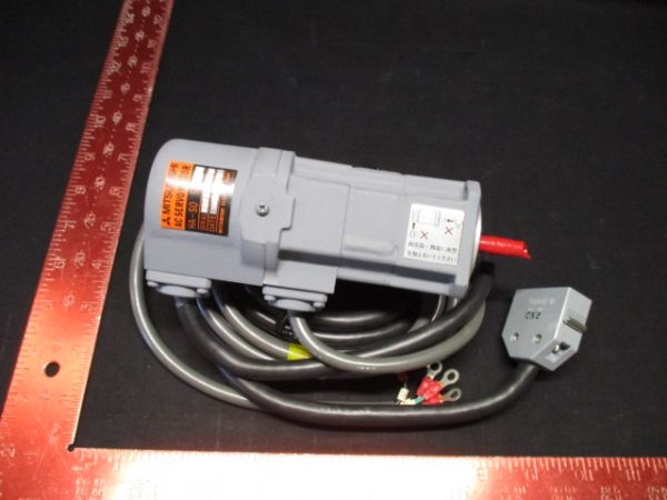 MITSUBISHI ELECTRIC CORP HA-SO 53003 MOTOR, AC SERVO