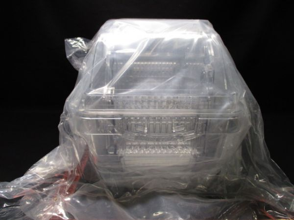 ENTEGRIS-FLUOROWARE HS300-0009 300MM SILICON WAFER 13-CAPACITY WAFER CARRIER