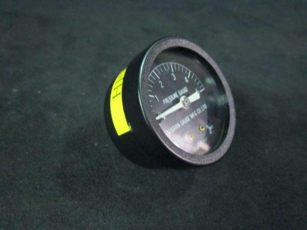 Nisshin 0-5 0-5 kgfcm2 Pressure Gauge