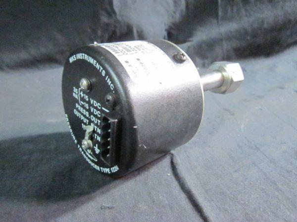 Baratron 122AA-00010BB Transducer Pressure Type 122A Range 10 Torr Input
