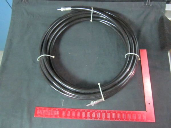 Applied Materials AMAT 3400-01463 Hose Assembly Thermoplastic 12ID X 50Ft
