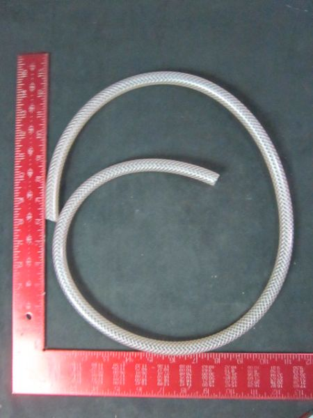 Applied Materials AMAT 3400-90044 1 Hose PVC REINF 8id x 135 od 3 feet 5 inches long