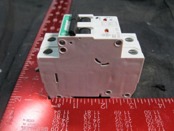 MOELLER KLOCKNER FAZ-2-C10 BREAKER CIRCUIT 2 POLE