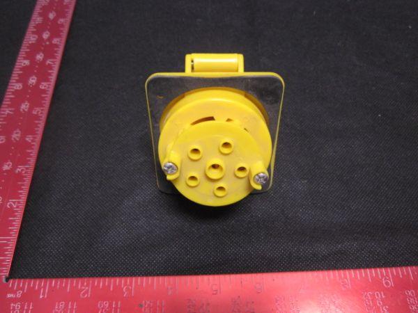 GEWISS GW-62-203 SOCKET PROTECTED GW-62203 516A 110V 16-4h 63110-75130 3PN IP 44
