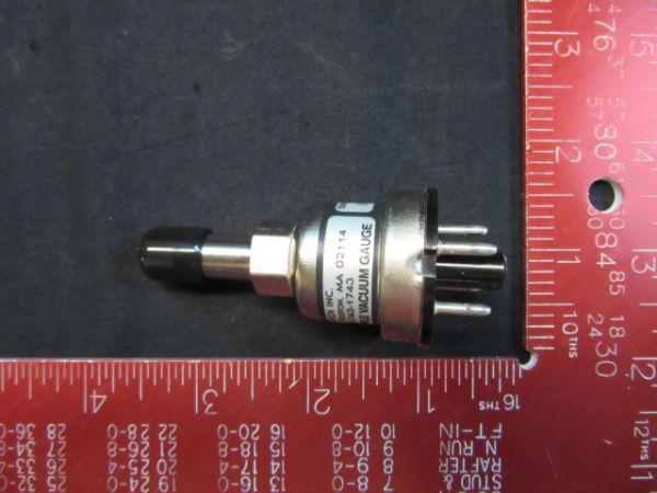 FIL-TECH TC531 THERMOCOUPLE TC VACUUM GAUGE