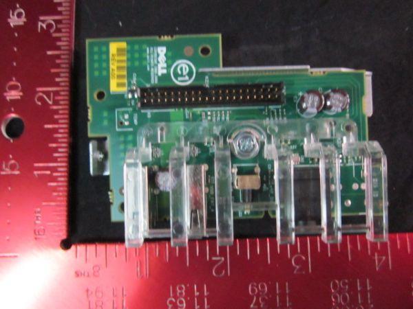 DELL UJ268 ASSY ANEL I-O NAD MNLD USB PORT