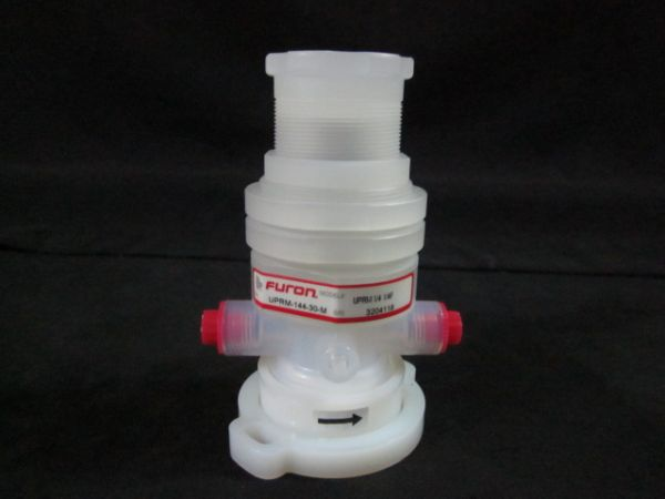 FURON-SAINT-GOBAIN UPRM-144-30-M REGULATOR UPRM 14 14F 30-PSI M PFA TEFLON