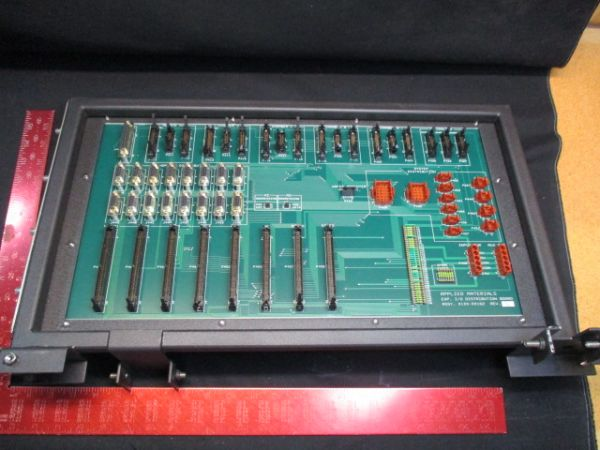 Applied Materials (AMAT) 0240-00649   KIT, EXP I/O DIST COMP
