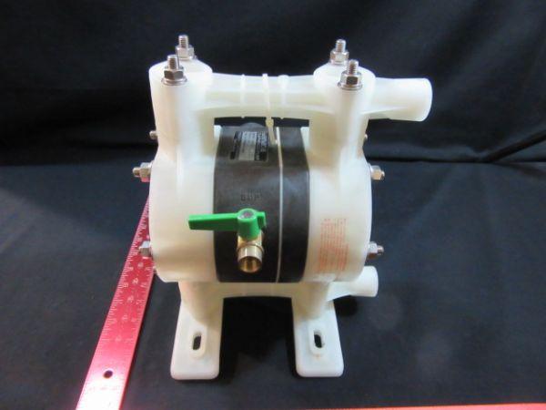 Yamada NDP-15-BPT Diaphragm Pump Model 852349 PTFE Diaphragm 13.5 GRM